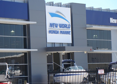 Cruisecraft Appoints New World Honda Marine As Their New Melbourne