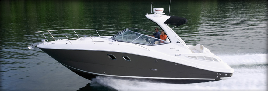 Sea Ray 310 Sundancer Review