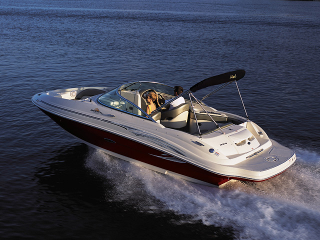 Sea Ray Sundeck 220 Review