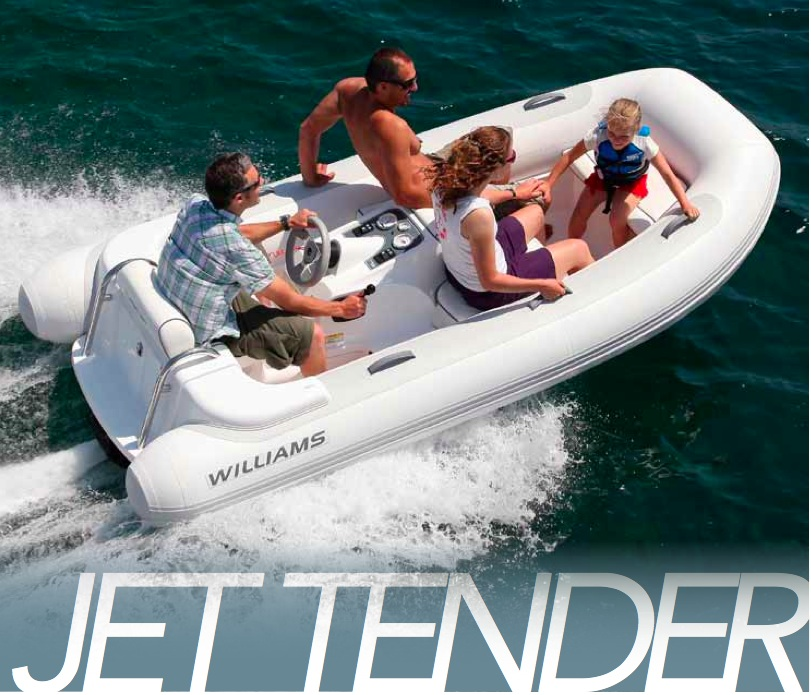 Williams T325 Jet Tender Review