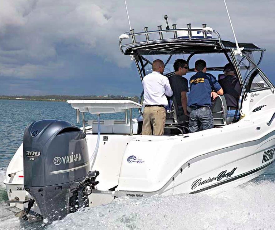 Yamaha 300 Outboard Review