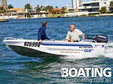 Evinrude 25 and 30hp Review