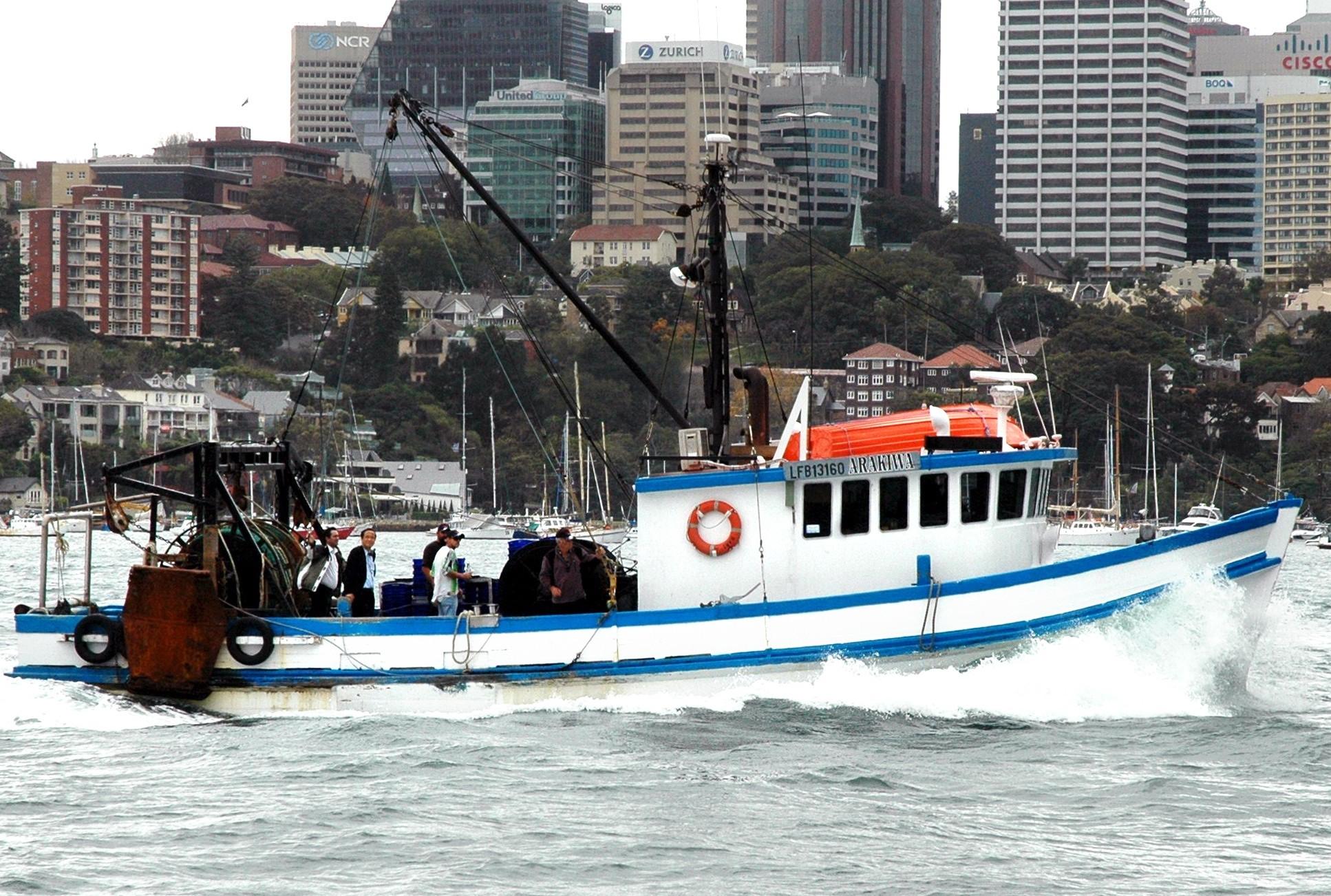 Truck Giant Isuzu makes waves in Marine engine market