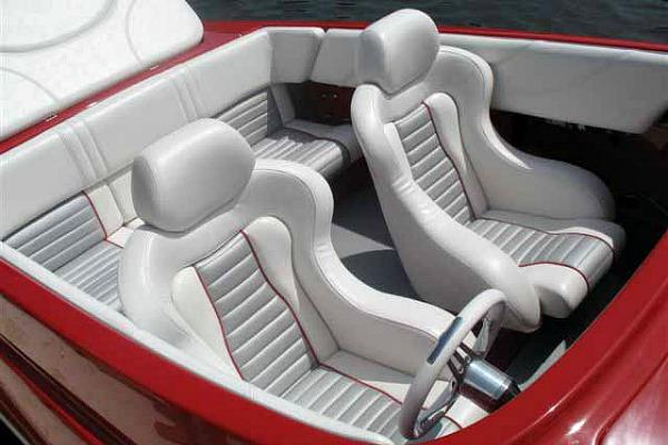 E S Marine Boat Seats