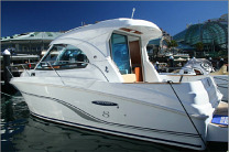 Beneteau at the Boat Show