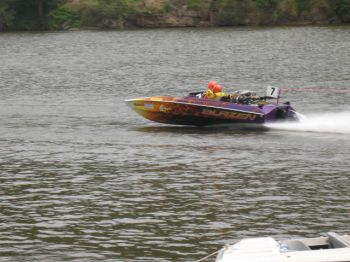Blazen Force Boats