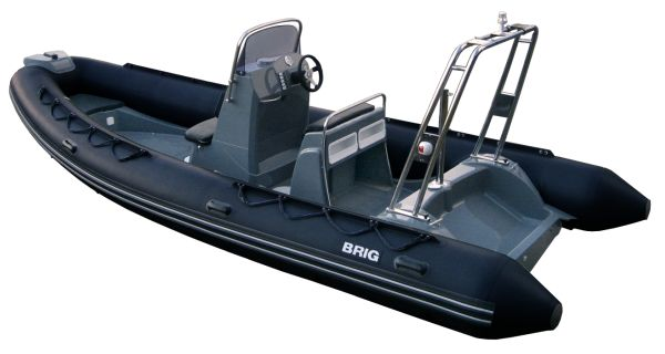 Brig Falcon F620 Inflatable Boat Show