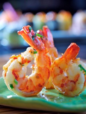 Chilli Prawns Seafood Safety