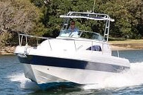 Gulf Craft Silver Craft power boats Wadleys Marine