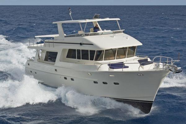 Hampton Yachts Endurance 650