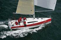 Jeaneau Sun Fast 3200 Sydney Boat Show