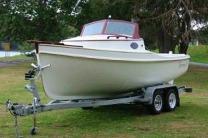 Ocean Yacht Sales Terrara motor launch