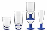 Palm Glassware at the Boat Show