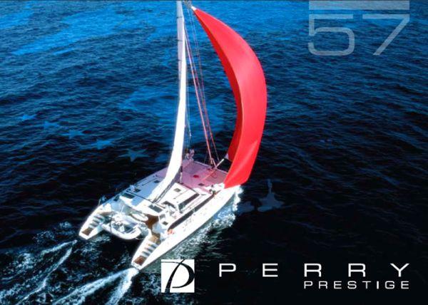 Perry 57 Catamaran Boat Show
