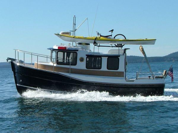 Ranger Tugs R25 Boat Show