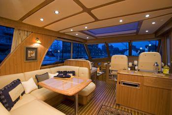 Sabre Motor Yachts Interior