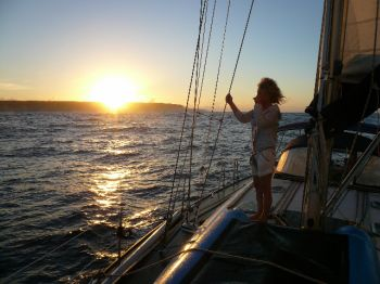 Sailing the Trade Winds