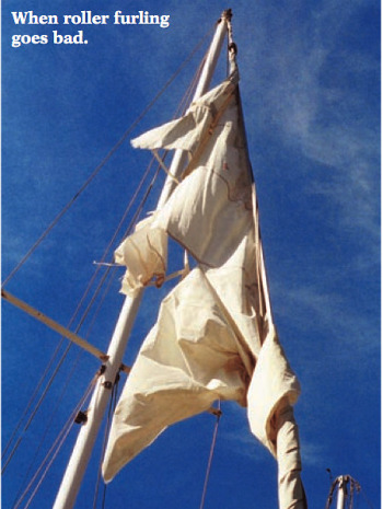 Sailing roller furling systems - Boat Maintenance & Safety - Boating Reviews & Marine Articles
