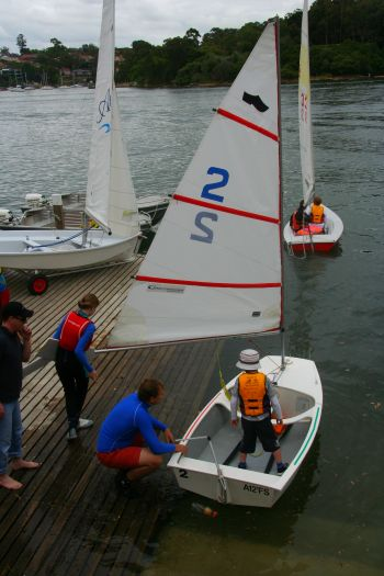 Try Sailing Day November 2