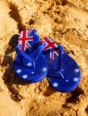 Australia Day Summer Holiday Cooking