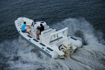Brig Inflatable Boats at Sydney Boat Show