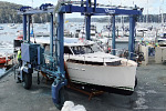Greenline Hybrid boat