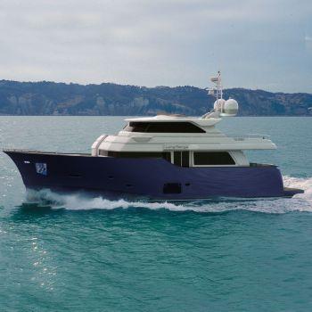 First ZERO EMISSION MODE motor yacht over 20 metres revealed