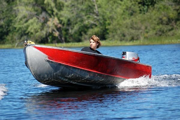 New Aluminium Boats